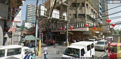 马尼拉中国城图片